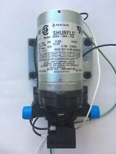Shurflo 2088-594-154, 2088 Series, 198 GPH, 115 VAC Diaphragm Industrial Pump