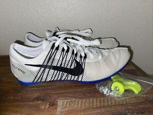 Nike Zoom Victory Elite Running Spikes 526627-100 Men US 8 NEW $180
