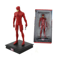 5'' Super Hero Daredevil Statue Figure Comic Version Car Toy Accessaries