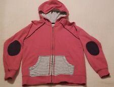 Hanna Andersson zip up Hoodie/sweatshirt red size 130