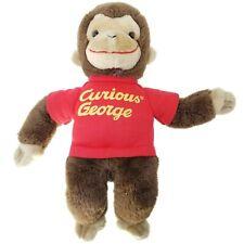 "Vintage 1993 Gung CURIOUS GEORGE 16"" Stuffed Plush Animal Doll Monkey"