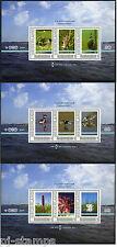Nederland 2011 Postzegelbeurs beurs Loosdrecht 2751-C-1/3 blokjes nrs 1-3