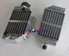 Aluminum Radiator For KTM 50 SX SXS Mini 49cc/50cc 2-STROKE 2012-2016 13 14 15