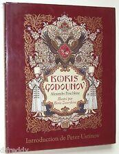 Boris Godounov, Alexandre Pouchkine, illustré par Zvorykine, Histoire Russie