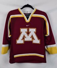 Nike Minnesota Gophers Youth Sz Xl 18-20 Football Jersey Shirt Pullover