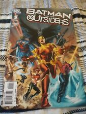 2007 Batman And The Outsiders #1 nm