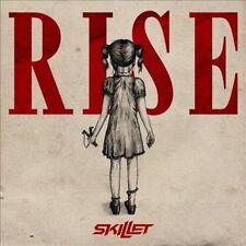 Rise by Skillet (Christian Rock) (CD, Jun-2013, Warner Bros.)