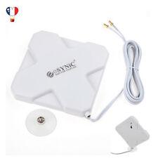 Connecteur Dual Booster 3G/4G/GSM Amplificateur de Signal Réseau à Longue Portée