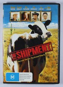 The Shipment DVD FREE POST