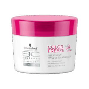 Schwarzkopf Professional BC Bonacure Color Freeze Treatment (pH 4.5)  6.8 oz