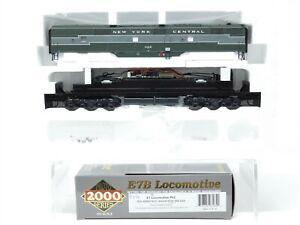 HO Wathlers Proto 2000 920-40993 NYC Railway E7B Diesel #4108 w/DCC Does Not Run