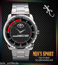 Toyota Land Cruiser Sport Toyota RACING New Wristwatches Sport Metal Watch