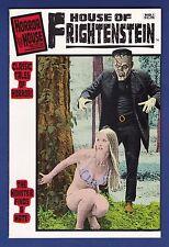House of Frightenstein #1  AC 1994 Briefer Frankenstein Reprints