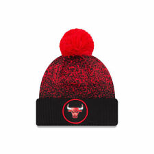 New Era Polyester Chicago Bulls Hats for Men