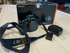 Sony Alpha a7S 12.2 MP Digital SLR Camera - Black (Body Only) Used