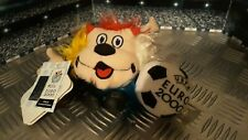 Uefa Euro Ek voetbal 2000 Mascotte Mascot Maskottchen Benelucky with tags