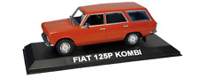 Fiat 125P Kombi - PRL Cars Gold Collection No. 23 - 1/43