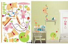 SFK Winnie the Pooh wall sticker decals kids playroom room