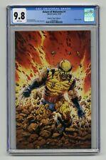 Return Of Wolverine #1 - CGC 9.8 - 1:1000 McNiven Virgin Edition - Marvel - 2018