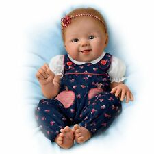 Li/'l Rascal 18/'/' Ashton Drake Doll New NRFB