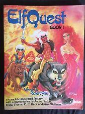 ElfQuest Book 1 (Starblaze Editions, 1981) Richard & Wendy Pini