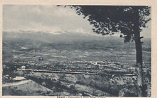 CHIETI - Panorama e Gran Sasso d'Italia 1947