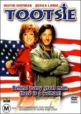 TOOTSIE Dustin HOFFMAN Jessica LANGE Teri GARR Bill MURRAY Comedy DVD NEW Reg 4