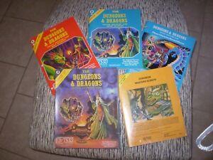 Dungeons and Dragons Expert Set #2 Original
