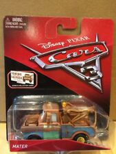 DISNEY CARS DIECAST - Cars 3 Mater - New 2017 Release - Bonus Collector Card