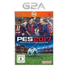 Pro Evolution Soccer 2017 Key [PC Spiel] STEAM Digital Download Code PES 17 DE