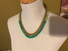 Stella and Dot Turquoise Necklace