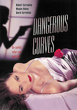 Dangerous Curves ~ Robert Carradine David Carradine ~ DVD ~ FREE Shipping in USA
