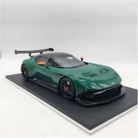 1/18 Aston Martin Vulcan Prasinous AM1819002 Resin Car Model Gift Collection