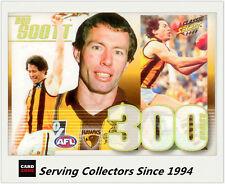 Select AFL 300 Game Case Card: 2008 Classic CC27 Don Scott (Hawthorn)