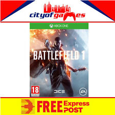 Battlefield 1 Xbox One Game New & Sealed Free Express Post