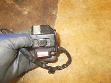 1985 Yamaha XV700 XV 700 Virago Left Side Controls with wiring