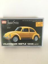 "Vintage IMAI ""JUNIOR SERIES  1:24 Scale VW Beetle 1300S Model Kit -OPEN"