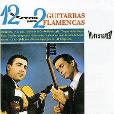 LUCIA, PACO DE/MONTENEGRO-DOS GUITARRAS FLAMENCAS  CD NEW