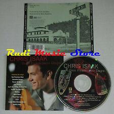 CD CHRIS ISAAK San francisco days 1993 germany REPRISE 9362-451162 mc lp dvd vhs