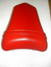 Ducati 749 999 Rear Passenger Seat Pillon NOS OEM Red 59510561A