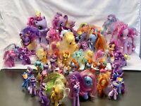 My Little Pony By Hasbro Lot of Ponies