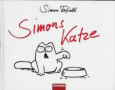 Simons Katze / Goldmann HC / Simon Tofield