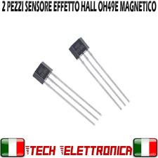 2PZ Sensore OH49E Magnetico Effetto Hall OH49E 49E