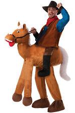 Ride-A-Horse Cowboy Adult Costume
