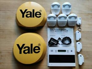 Yale easy fit alarm
