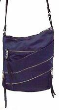 Co Lab by Christopher Kon Handbag Purse Blue Crossbody Bag Medium Nylon