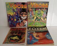 Lote Comics El Vibora N 78 y N 18, Cretino N 1, Totem.