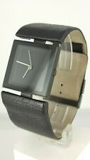 Philippe Starck PH5010 Rare unisex watch Full black  PH-5010 analog 3 ATM