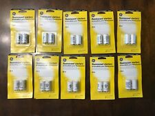 10 Packs (2ea) - General Electric FS-4 Starters for 30-40W Fluorescent Lamps
