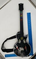 PS3 Guitar Hero Les Paul Wireless Controller no dongle Red Octane